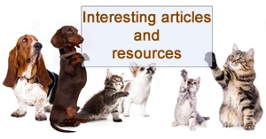 interesting articles, references and resources listed under subject headings